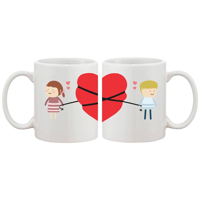 happy valentinstag sprueche romantische ideen tassen5