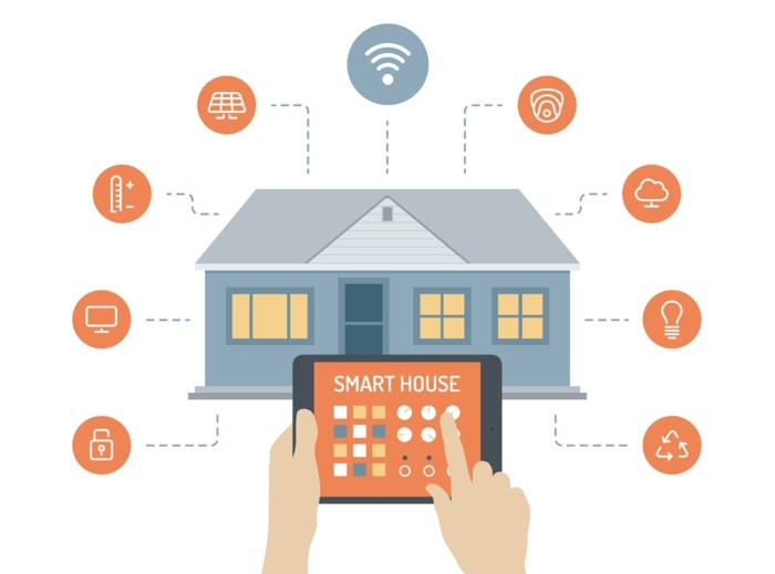 hausumbau smart home
