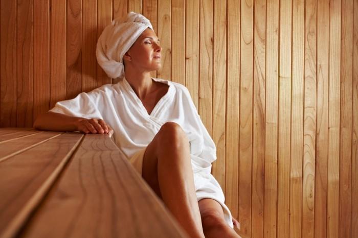heimsauna saunieren gesundheit relax entspannung wellness spa