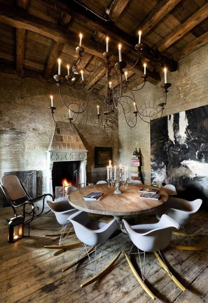 50 wandgestaltung ideen: praktische tipps, die jeder vor der ... - Wohnzimmer Ideen Wandgestaltung Stein