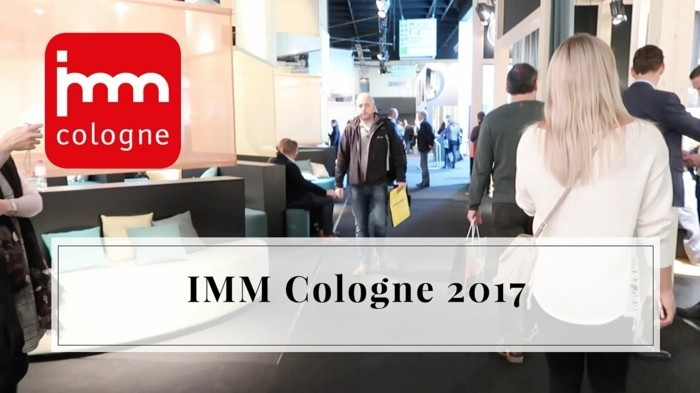 imm cologne 2017 welche sind die neusten trends. Black Bedroom Furniture Sets. Home Design Ideas