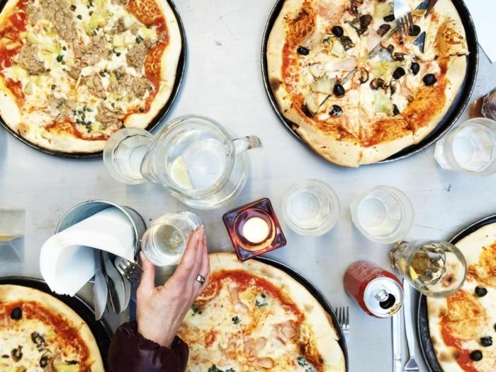 Was wissen Sie genau über die italienische Pizza?