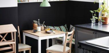 kücheneinrichtung-kochbücher-dekoideen-küche