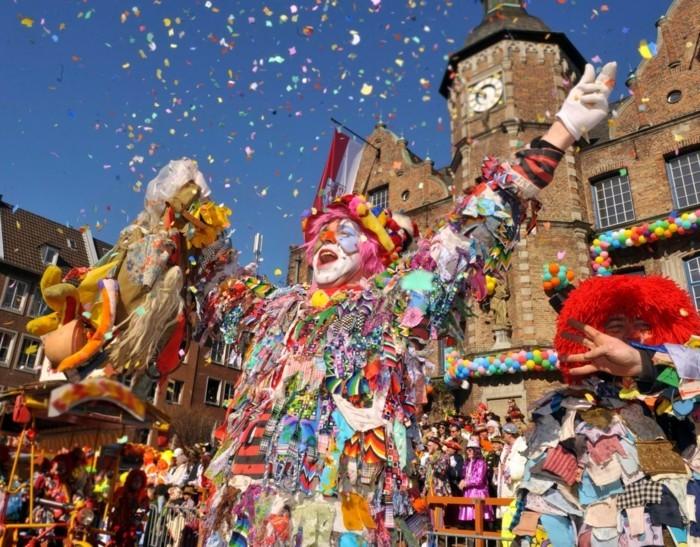karneval 2017 köln rosenmontag fasching narren