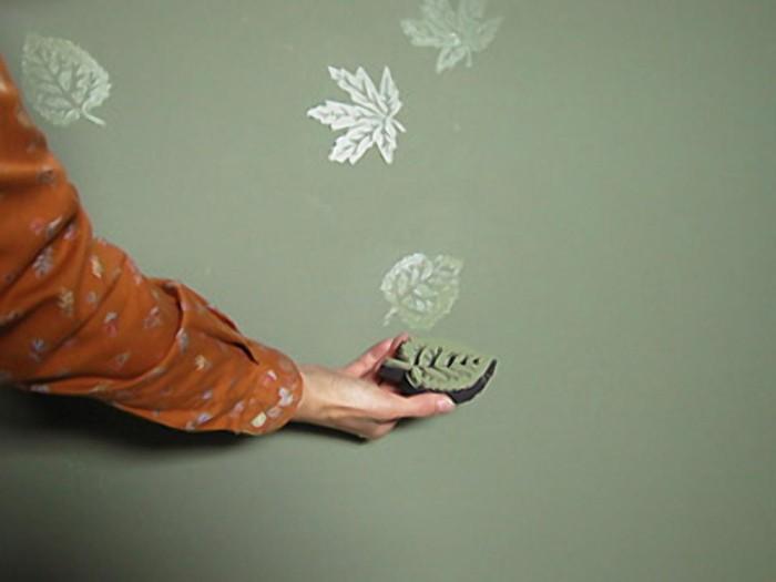 kreative wandgestaltung farbideen farbgestaltung farbwirkung wohnideen dekoideen 22