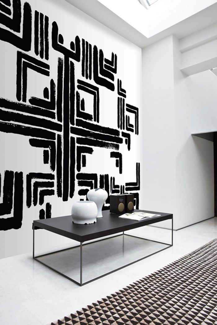 kreative wandgestaltung farbideen farbgestaltung farbwirkung wohnideen dekoideen 40