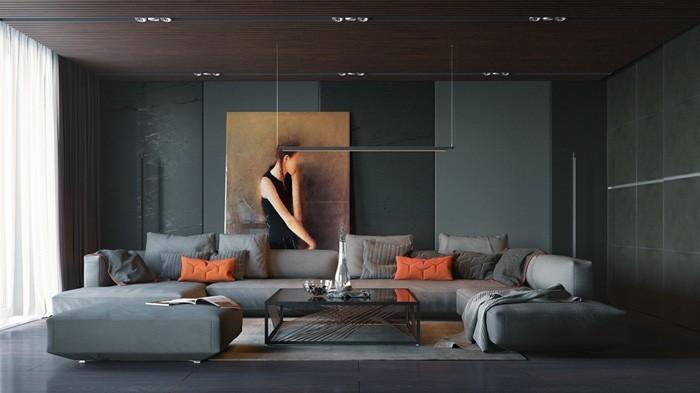kreative wandgestaltung farbideen farbgestaltung farbwirkung wohnideen dekoideen 5