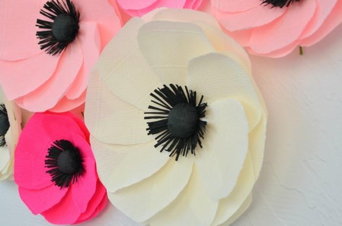 Blumenel Selber Machen blumen selber basteln 55 ideen für kinder und erwachsene die gern