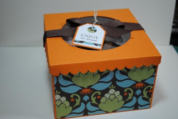 kuchen transportieren kekse verpacken