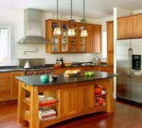 Mit unseren Tipps können Sie Ihre Küche einrichten und ein kleines Paradies schaffen!