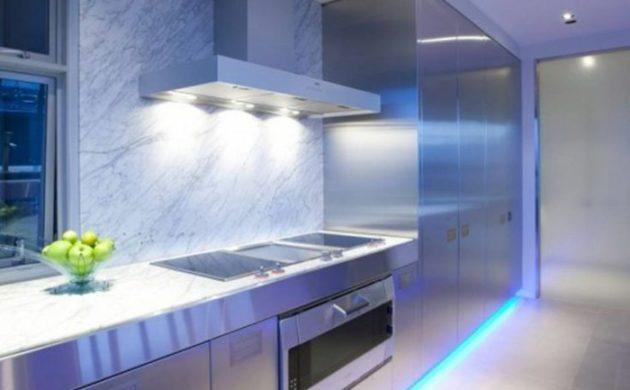 led-lichterketten-dekotipps-küche-dekorieren