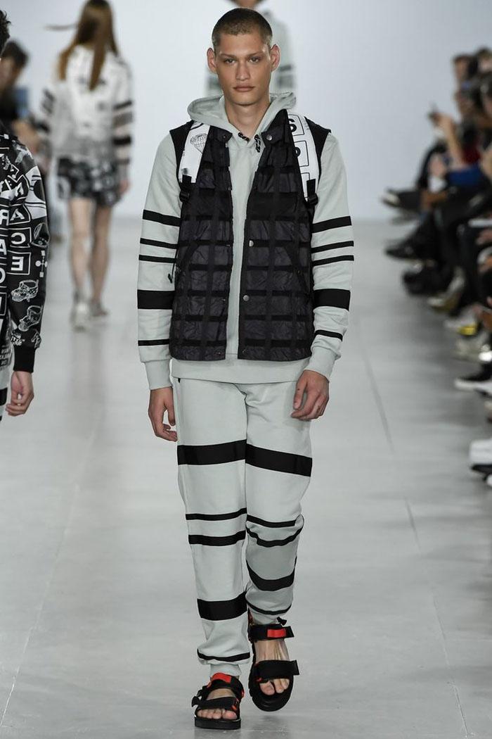 Aktuelle Modetrends 2017 : aktuelle modetrends und m nnermode auf der londoner fashion week 2017 ~ Frokenaadalensverden.com Haus und Dekorationen