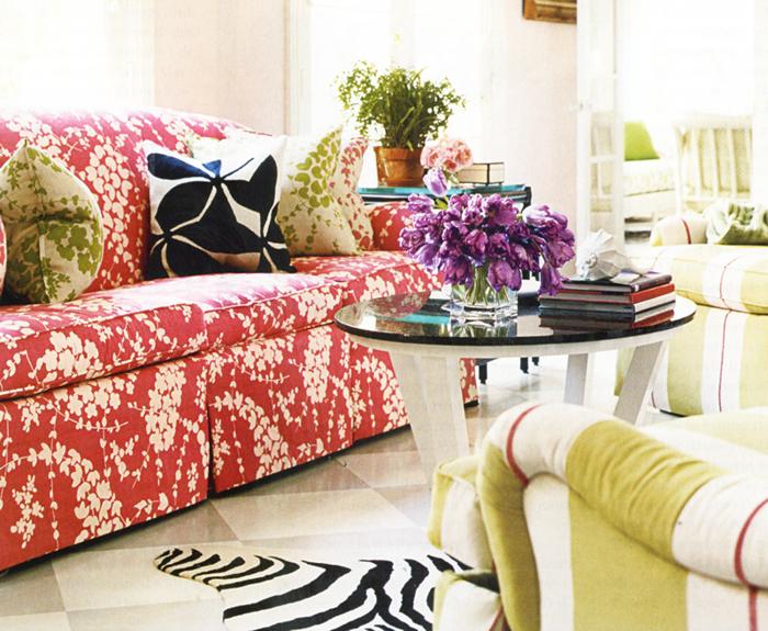 bunte möbel ? 30 innendesign ideen mit viel farbe - Wohnzimmer Ideen Bunt