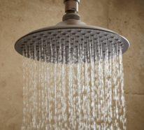 Die Trends der modernen Dusche