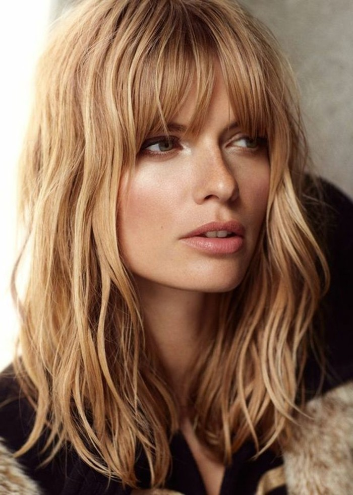 moderne frisuren lifestyle trends damenfrisuren wellig
