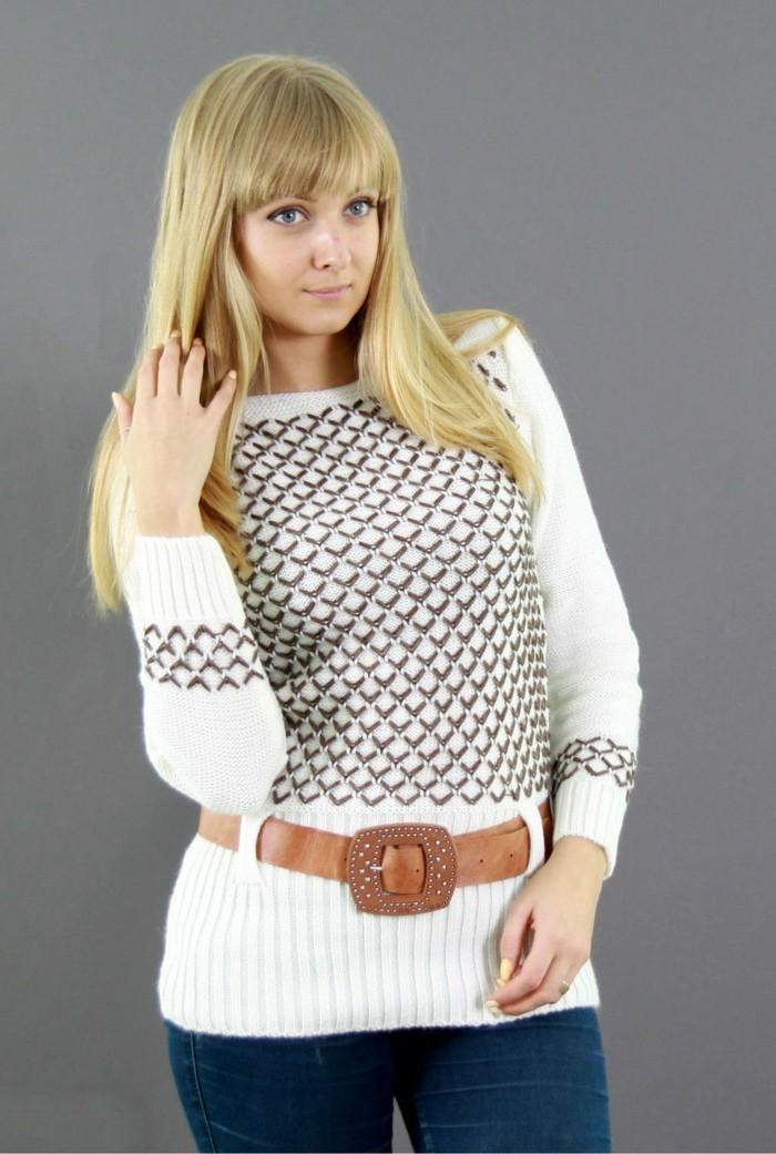 moderne pullover damen trends 2017 damenmode jahrestrends fashion strickpullover