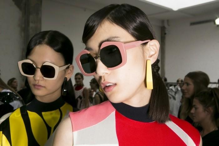 moderne sonnenbrillen damenmode 2017 kunststoffbrillen