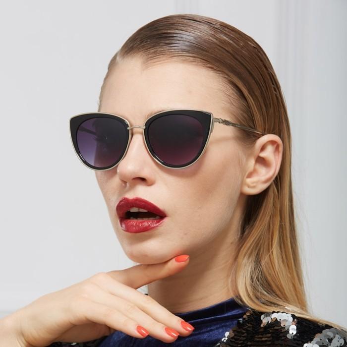 moderne sonnenbrillen damenmode 2017 modetrends
