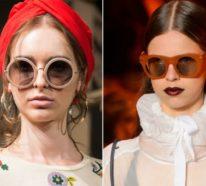 Moderne Sonnenbrillen für Damen und Herren  2017