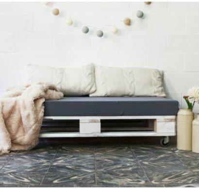 Originelle Sofas ▷ 1001+ originelle palettenmöbel ideen zum selberbauen