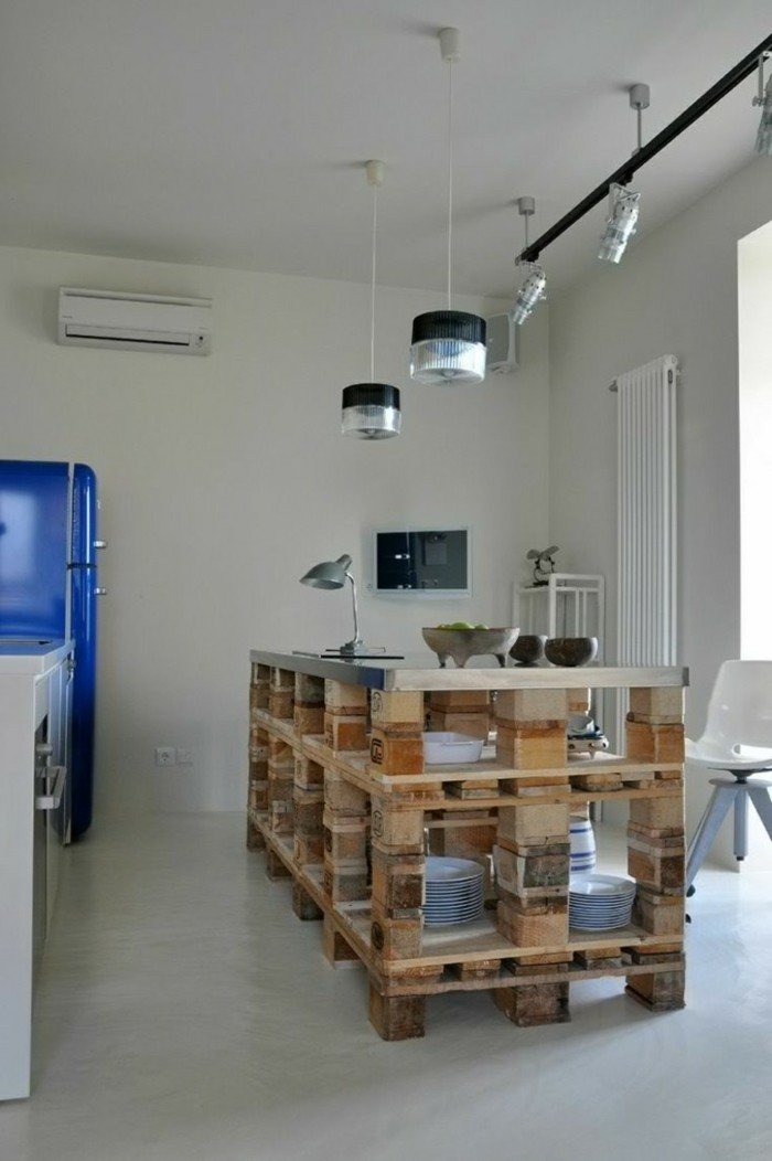 Best Küche Aus Paletten Bauen Contemporary - Rellik.us - rellik.us