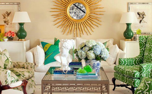 passende-frühlingsdekoration-frische-wohnzimmergestaltung-einrichtungsideen-aroma