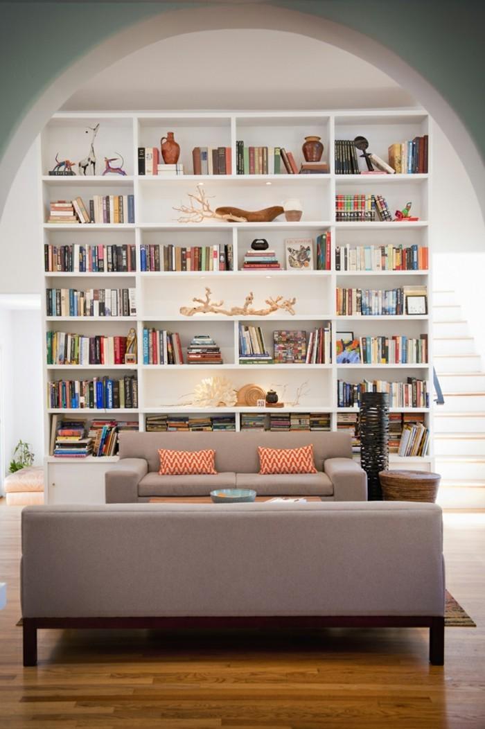 passende frühlingsdekoration frische wohnzimmergestaltung einrichtungsideen kreativiät