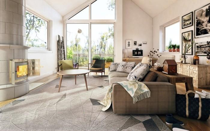 Wohnideen Wohnzimmer Skandinavisch skandinavisch wohnen ist eine ganze lebensphilosophie
