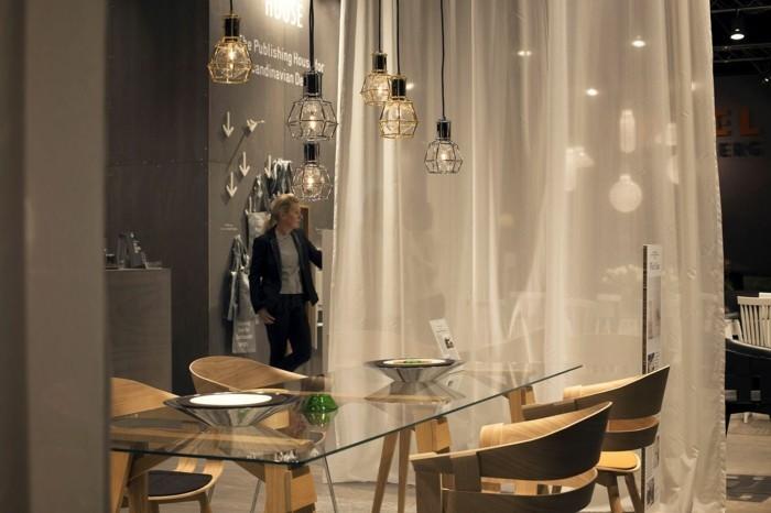 skandinavisches design imm cologne 2017 möbelmesse hängeleuchten