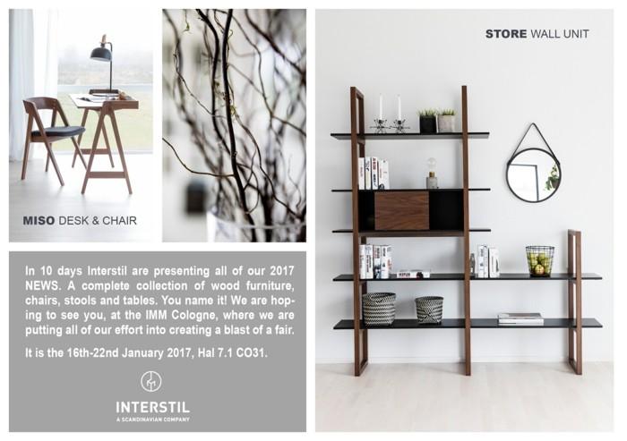 skandinavisches design designer möbel imm cologne 2017