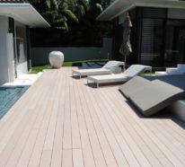 Resysta Terrassendielen – das nachhaltige Nichtholz für alle Fälle