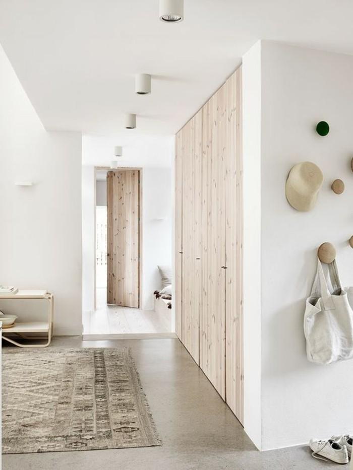 terrazzo fliesen bodenbelag wohnzimmer skandinavisch wohnen