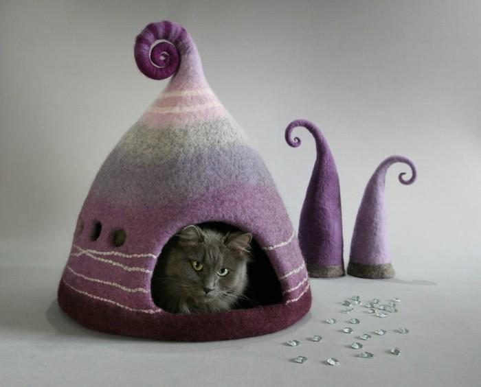 tierhaus bauen yuliya kosata lila filzhaus