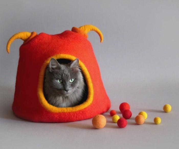 tierhaus bauen yuliya kosata orange