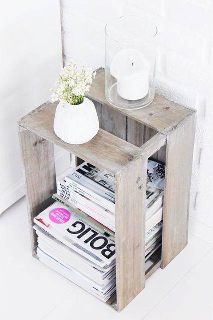 ber 55 upcycling ideen f r m bel aus weinkisten. Black Bedroom Furniture Sets. Home Design Ideas