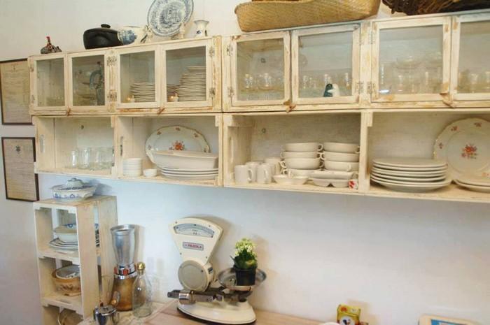 upcycling ideen möbel aus weinkisten dekoideen wohnideen12