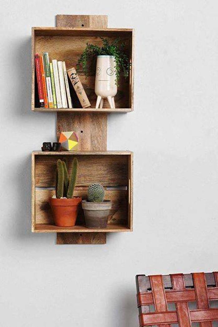 upcycling ideen möbel aus weinkisten dekoideen wohnideen17