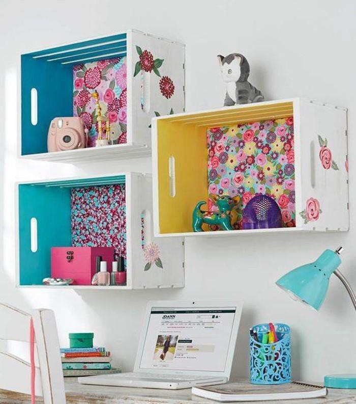 upcycling ideen möbel aus weinkisten dekoideen wohnideen32
