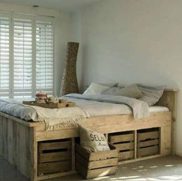 upcycling ideen möbel aus weinkisten dekoideen wohnideen33