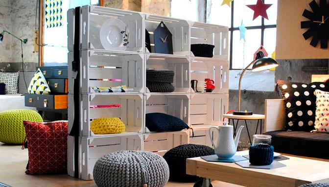 upcycling ideen möbel aus weinkisten dekoideen wohnideen36