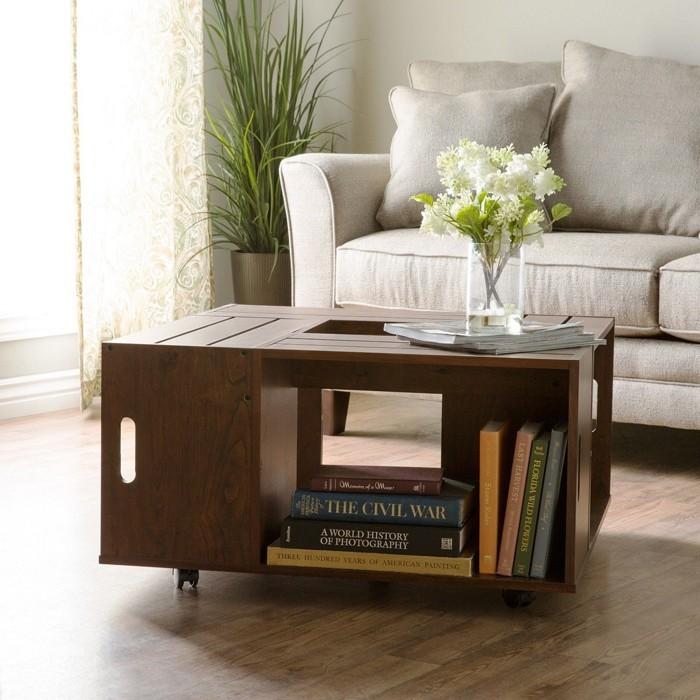 upcycling ideen möbel aus weinkisten dekoideen wohnideen49