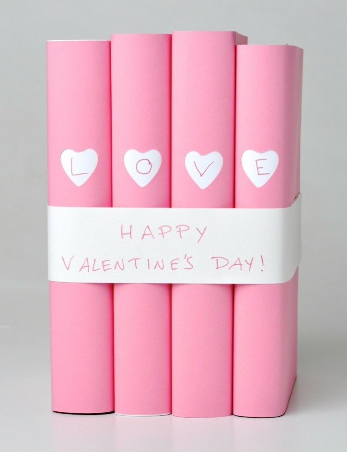 Diy Valentinstag Geschenke Und Deko Selber Zu Basteln Ist Ein