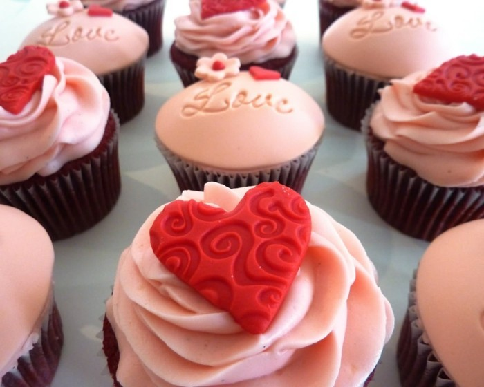 valentinstag ideen herzen dekoration diy