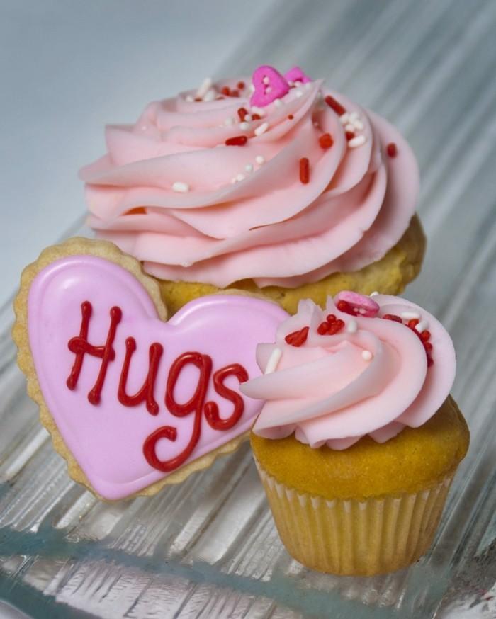 valentinstag kuchen kekse nachspeise geschenkideen