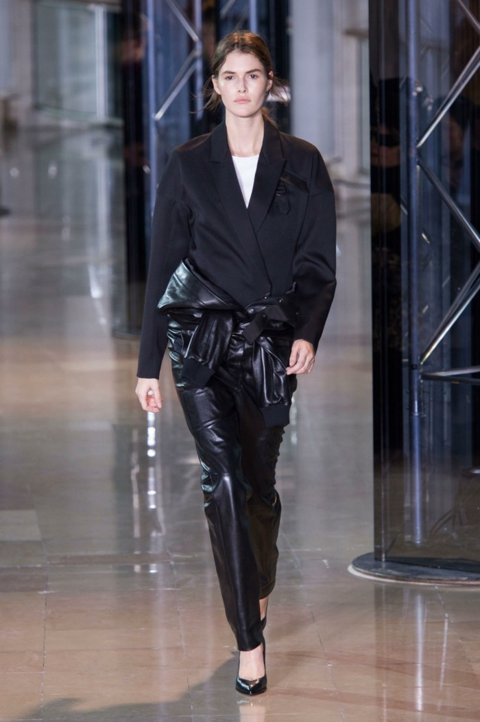 wintersaison anthony vaccarello herbst winter 2017