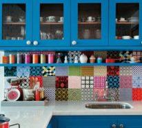 Bunte Küche – Welche Vorteile hat eine bunte Küchengestaltung?