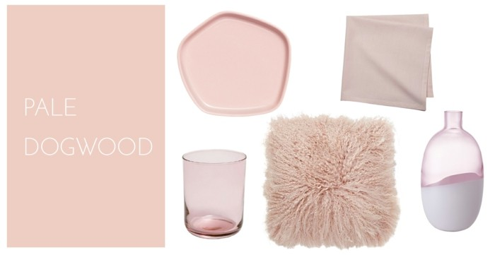 wohntrends 2017 farbtrend pantone pale dogwood
