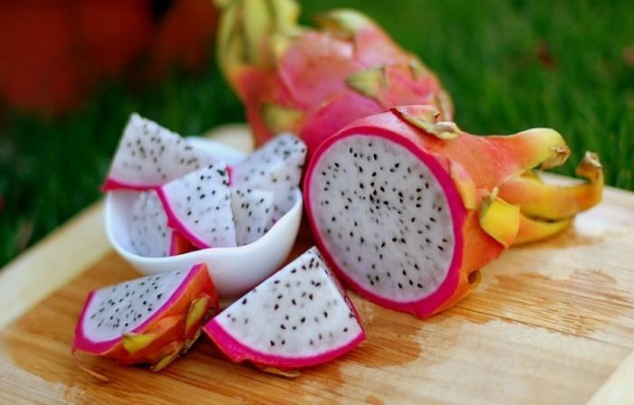 Drachenfrucht Gesundheit Antioxidant Sorten