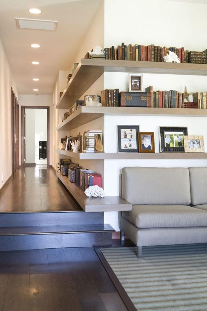 Eckregal ikea eckregal selber bauen eckregal holz eckregal wohnzimmer kreative wandgestaltung deko ideen diy ideen5