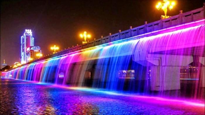 binpo bruecke regenbogen
